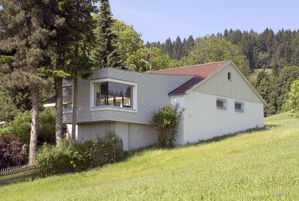 Holzbauweise-Beispiele: Aufstocken & Anbauen: Zimmermeisterhaus