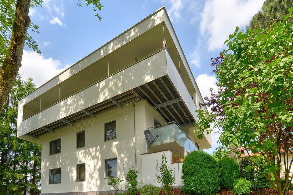 Aufstocken & Anbauen in Holzbauweise: Zimmermeisterhaus