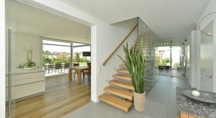 Haus Mit Satteldach haus thomann kubismus mit satteldach