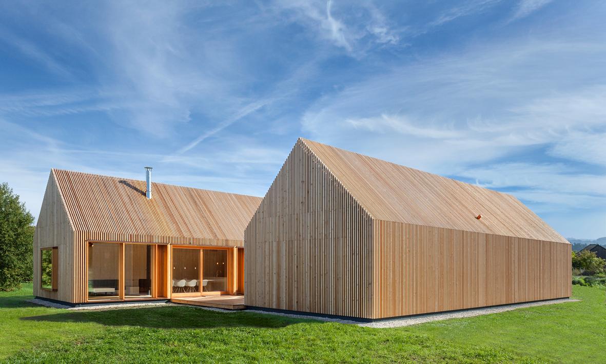 Vorteile Hausbau in Holzbauweise: Zimmermeisterhaus